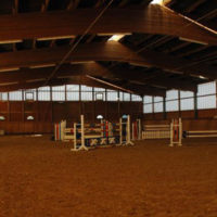 Elisenhof training and tuition place inside