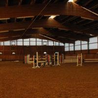 Elisenhof training and tuition place inside