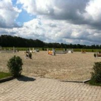 Elisenhof training and tuition place outside