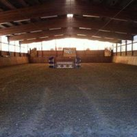 Elisenhof stable inside