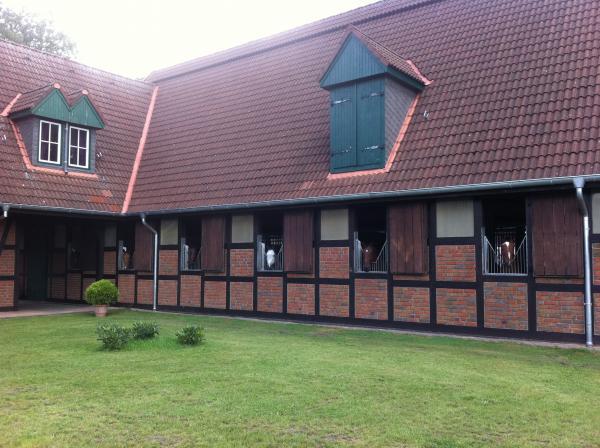 Elisenhof stable