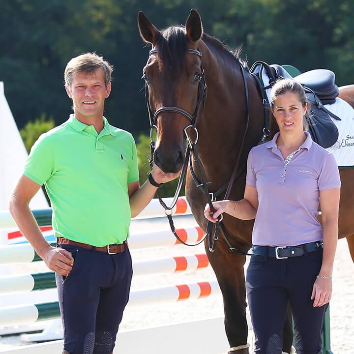 Peter Garbella und Freya Buchwaldt-Garbella