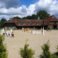Elisenhof Gebäude Ausbildung und Training