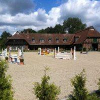 Elisenhof Aubildungs- und Trainingsplatz