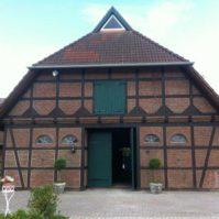 Elisenhof Gebäude Eingang